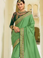 Embroidered Classic Designer Saree