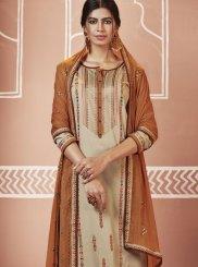 Embroidered Festival Churidar Designer Suit