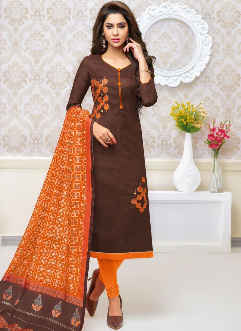 Embroidered Festival Salwar Suit