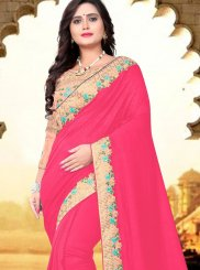 Embroidered Festival Traditional Designer Saree