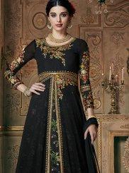 Embroidered Georgette Designer Lehenga Choli