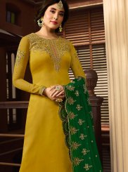 Embroidered Kritika Kamra Churidar Designer Suit