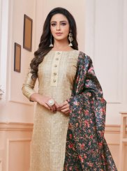 Embroidered Party Churidar Salwar Suit