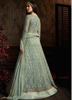 Embroidered Party Desinger Anarkali Suit