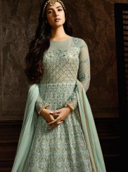 Embroidered Party Desinger Anarkali Suit