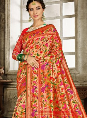 Embroidered Reception Designer Traditional Saree