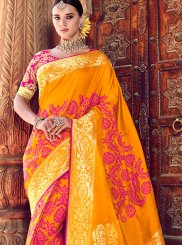 Embroidered Reception Traditional Designer Saree