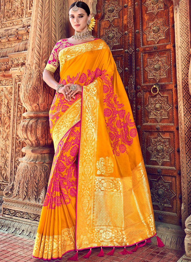 Embroidered Reception Traditional Designer Saree