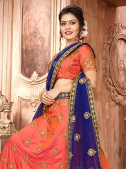 Embroidered Sangeet Trendy Lehenga Choli