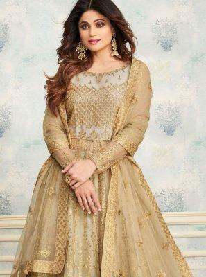 Embroidered Shamita Shetty Designer Lehenga Choli