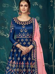 Embroidered Trendy Anarkali Salwar Kameez