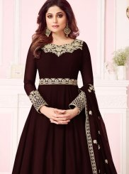 Embroidered Wedding Anarkali Salwar Kameez