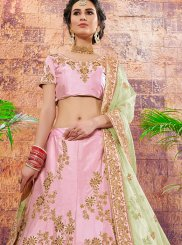 Embroidered Wedding Designer Lehenga Choli