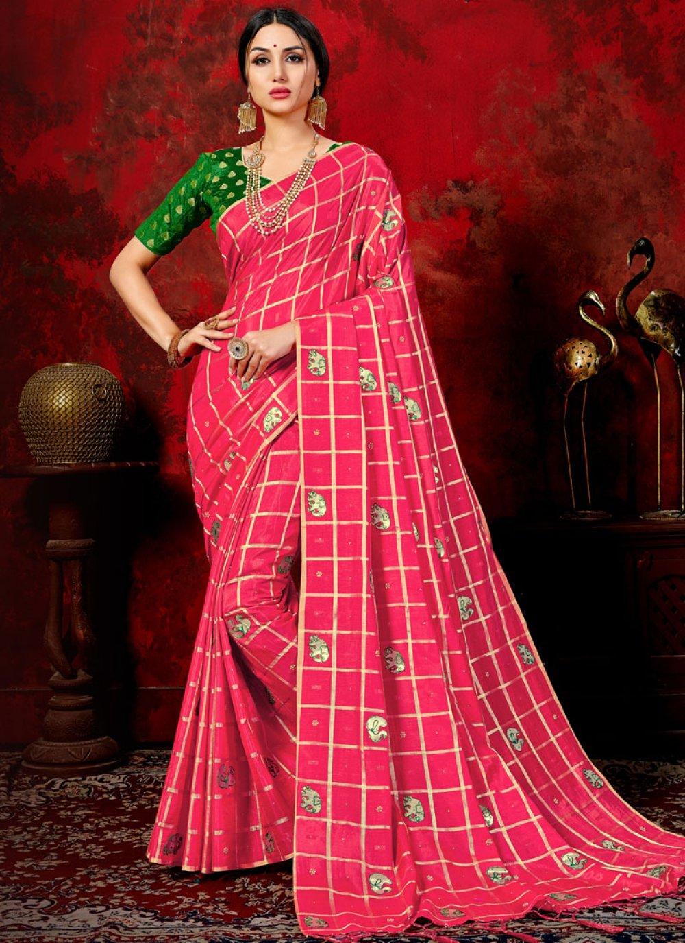 Fancy Art Silk Traditional Designer Saree