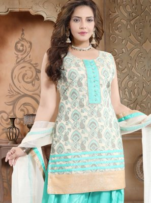 Fancy Banglori Silk Readymade Suit