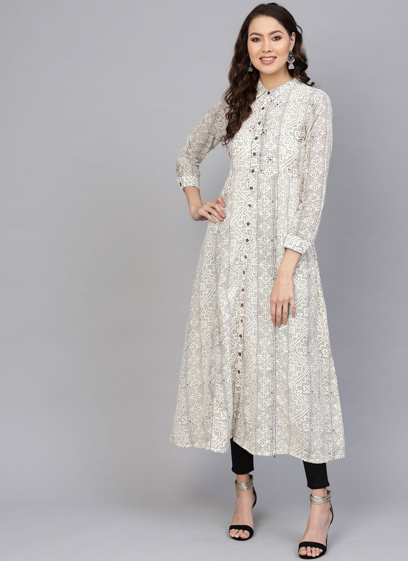 Fancy Casual Party Wear Kurti