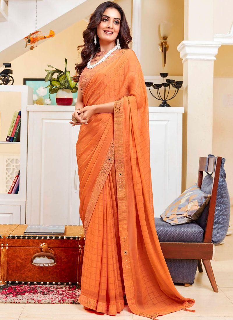 Fancy Ceremonial Saree
