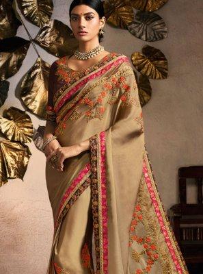 Fancy Fabric Classic Designer Saree