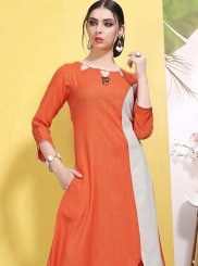 Fancy Fancy Fabric Party Wear Kurti