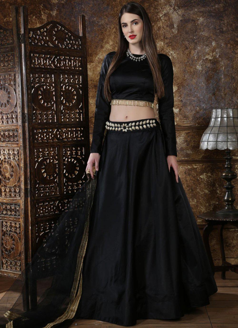 Fancy Sangeet Lehenga Choli