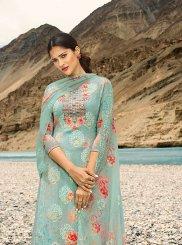 Faux Georgette Festival Designer Pakistani Suit