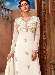 Faux Georgette Wedding Designer Pakistani Suit