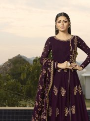 Georgette Embroidered Designer Salwar Kameez