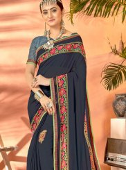 Georgette Festival Trendy Saree
