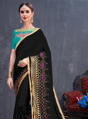 Georgette Party Traditional Saree