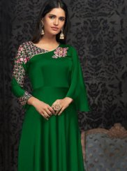 Georgette Trendy Gown