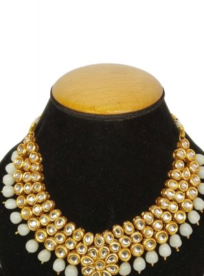 Gold Bridal Necklace Set