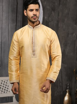 Gold Color Indo Western