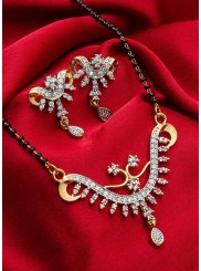 Gold Color Mangalsutra