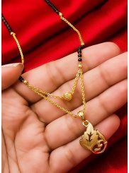 Gold Color Mangalsutra