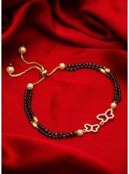 Gold Sangeet Bracelet