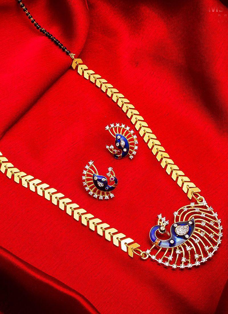 Gold Sangeet Mangalsutra