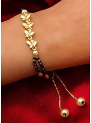 Gold Wedding Bracelet