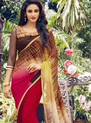 Handwork Classic Designer Saree