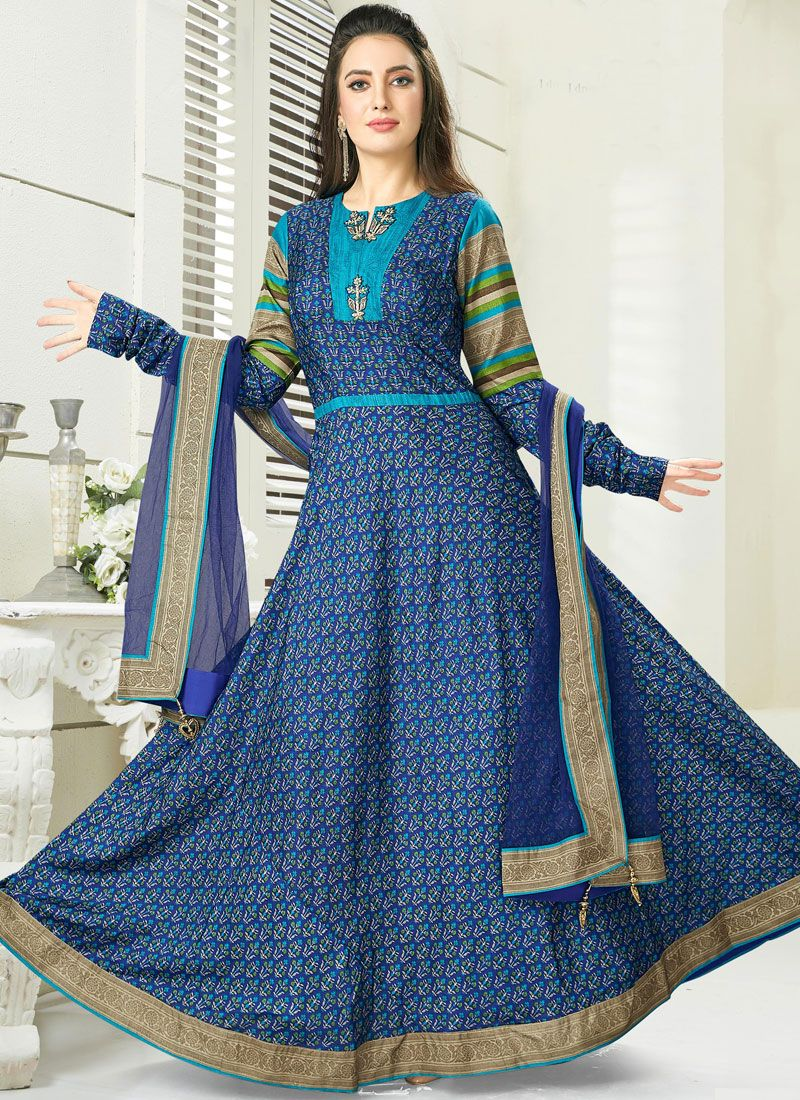 Jacquard Reception Readymade Gown