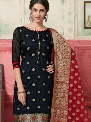 Jacquard Silk Weaving Designer Suit