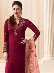 Kareena Kapoor Embroidered Churidar Salwar Kameez