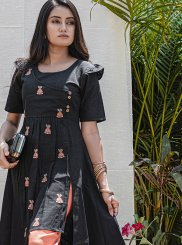 Khadi Party Wear Kurti
