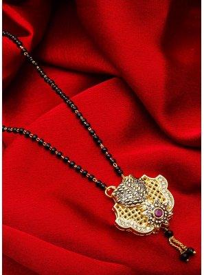 Kundan Gold Mangalsutra