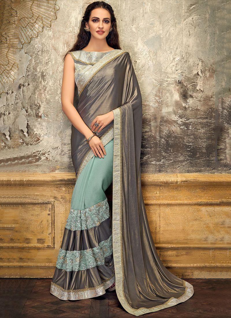 Lace Classic Designer Saree