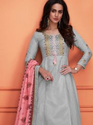 Lavender Party Palazzo Salwar Suit