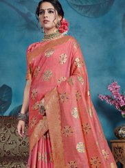 Linen Casual Casual Saree