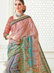 Linen Ceremonial Casual Saree