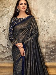 Lycra Fancy Designer Saree
