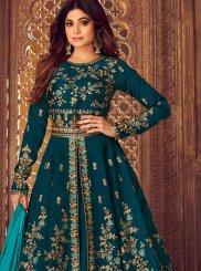 Malbari Silk  Mehndi Designer Lehenga Choli