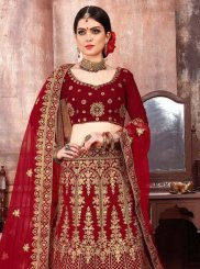 Malbari Silk  Wedding Designer Lehenga Choli